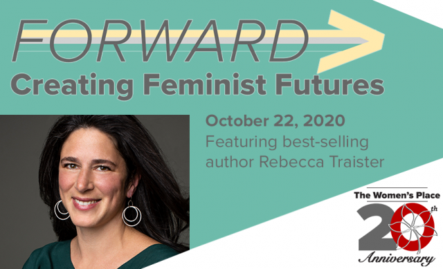 Event graphic with photo of Keynote Rebecca Traister