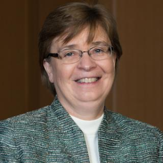 Image of Susan Olesik, Chair and Dow Professor, Department of Chemistry and Biochemistry, 2016 Glass Breaker