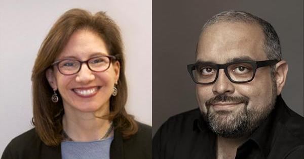 Portraits of Dr. Jennifer Hirsch and Dr. Shamus Khan